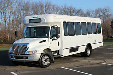 2004 International 3200 Wheel Chair Bus with Seating for 29 and Wheel Chair Lift