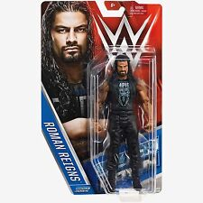 WWE ROMAN REIGNS RAINS SMACKDOWN SERIES 62 BASIC ACTION MATTEL WRESTLING FIGURE