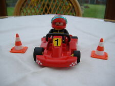 Playmobil Go Cart with driver (3251)