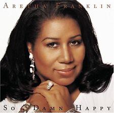 Aretha Franklin : So Damn Happy CD (2003)