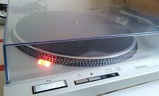 Technics SL-D202 Direct Drive Automatic Turntable System With Dustcover & Stylus
