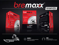 Genuine BREMAXX disc brake rotors ,alt ref number - DBA504 FRONT