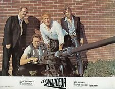 CLINT EASTWOOD JEFF BRIDGES THUNDERBOLT AND LIGHTFOOT 1974 VINTAGE LOBBY CARD #3