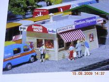 Faller Pola H0 538 Kiosk - Zeitungskiosk - Trinkhalle Bausatz NEU