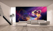 Photo Wallpaper  Beauty Woman GIANT WALL DECOR PAPER POSTER FOR BEDROOM