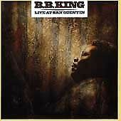 B.B. KING BB [ CD 1990 ] LIVE AT SAN QUENTIN - EXCELLENT CONDITION