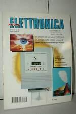 RIVISTA NUOVA ELETTRONICA ANNO 30 NUMERO 195 GIU-LUG 1998 USATA VBC 50394