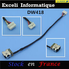 Connecteur alimentation Dc Jack cable HP PAVILION dv7-4000 Connector dw418