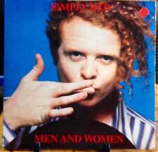 SIMPLY RED Men And Women Released 1986 Vinyl/Record Album US pressed