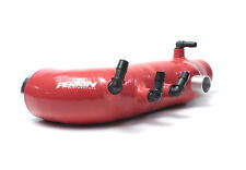 Red Perrin Turbo Inlet Hose for the 2005-2009 Legacy GT / 2008-2014 Subaru WRX