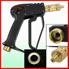 High Pressure Pure Copper Home  Car Cleaner Washing Water Gun Spray Nozzle