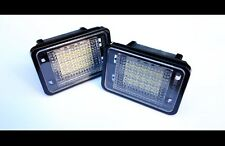 09-15 Mercedes-Benz GLK X204 Euro LED Number License Plate Lights MB AMG Brabus