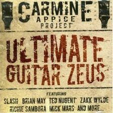 Carmine Appice Project-ult. Guitar Zeus-CD-Slash