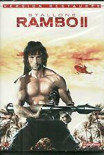 DVD - RAMBO 2 avec SYLVESTER STALLONE, RICHARD CRENNA ( NEUF EMBALLE )