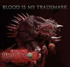 The Blood God - Blood Is My Trademark [New CD]