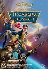 Treasure Planet NEW R4 DVD