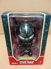 Hot Toys x MARVEL Captain America Civil War Cosbaby Black Panther [IN STOCK]
