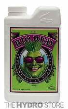 Advanced Nutrients Big Bud Liquid 1 Liter - Bloom Booster Enhancer