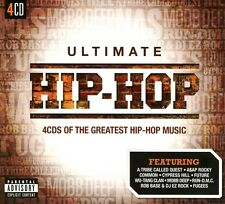 Ultimate... hip-hop-tyler the Creator, A$ ap rocky, petey pablo 4 CD NEUF