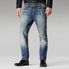 "G-Star Raw Mens Blades Tapered Jeans 30"" x 32"" BNWT Lexicon Denim Medium Aged l"