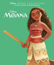 Disney Movie Collection Moana: A Special Disney Storybook Series by Parragon Boo