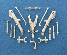 Jaguar Landing Gear For 1/48th Scale Airfix, Heller, Eduard Model  SAC 48037