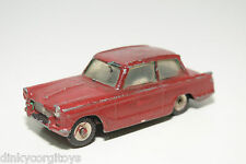 DINKY TOYS 189 TRIUMPH HERALD MAROON GOOD CONDITION REPAINT