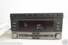 2009 10 11 12 2013 Subaru Forester Radio Cd MP3 Player 86201SC601 TESTED L18#030