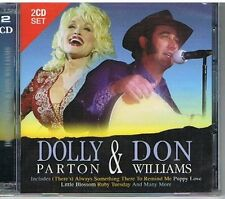 Dolly Parton,Dolly Parton,Don Williams : Dolly Parton & Don Williams (2CDs)