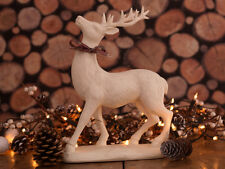 Katie Alice Highland gettano SHABBY CHIC Stag Figurina