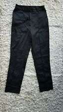 American apparel apparition black business trousers EUR36/UK 8