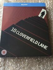 10 Cloverfield Lane Blu-ray steelbook HMV exclusive