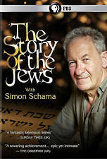 New! THE STORY OF THE JEWS PBS DVD PBS Simon Schama Documentary FREE S&H