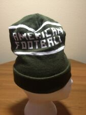 AMERICAN FOOTBALL KNIT BEANIE WINTER CAP HAT NWOT