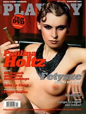 Playboy POLEN 04/2004    PAULINA HOLTZ*   April/2004