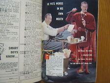 1960 TV Guide(CARL REINER/GLORIA HENRY/JUNE LOCKHART/WHAT'S MY LINE?/EDIE ADAMS)