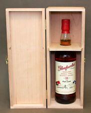 Single malt scotsch whisky Glenfarclas 31 years old, Port cask.