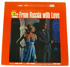 Rare JAMES BOND Soundtrack FROM RUSSIA WITH LOVE (1963) UAS 5114