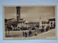 FIESOLE Firenze Ristorante il Sempione Piazza Mino vecchia cartolina