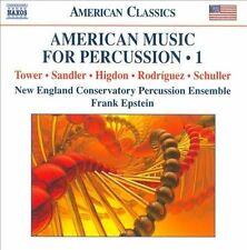 American Music for Percussion Vol 1, New Music