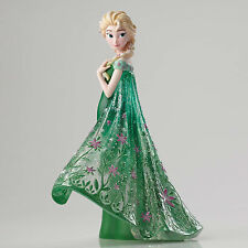 "8"" Elsa as seen in Frozen Fever Figurine Figure Disney Disneyland Statue"