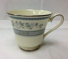 "MINTON ""PENROSE"" TEACUP ONLY 3"" HIGH / IVORY BONE CHINA MADE IN ENGLAND NEW"