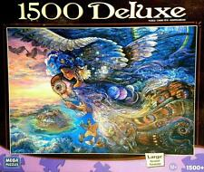 1500 PIECE JIGSAW PUZZLE QUEEN OF THE NIGHT BY JOSEPHINE WALL 100% COMPLETE