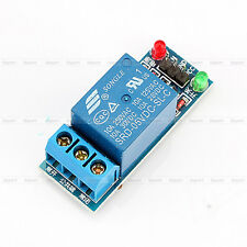 5V 1 Channel Relay Module Expansion Board fr Arduino ARM PIC AVR DSP MCU W/ LED