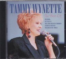 TAMMY WYNETTE - Best Of  incl. Stand By Your Man   *CD*       NEU&OVP/SEALED!