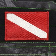 Tactical Outfitters - SCUBA Dive Flag Patch
