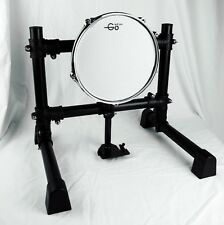 "10 inch Electronic Bass Pad with Stand / 10"" Mesh Head Kick Drum Pad"