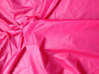 """153cm 60"""" RED 4oz nylon material lining, backing, arts,crafts,"""