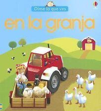 En La Granja (Dime Lo Que Ves) (Spanish Edition), , Acceptable Book