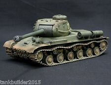 Dragon IS-2 SOVIET TANK PRO BUILT AND PAINTED 1/35 ACADEMY ITALERI TAMIYA AIRFIX